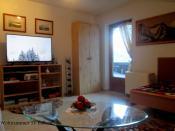 Wohnzimmer TV Balkon